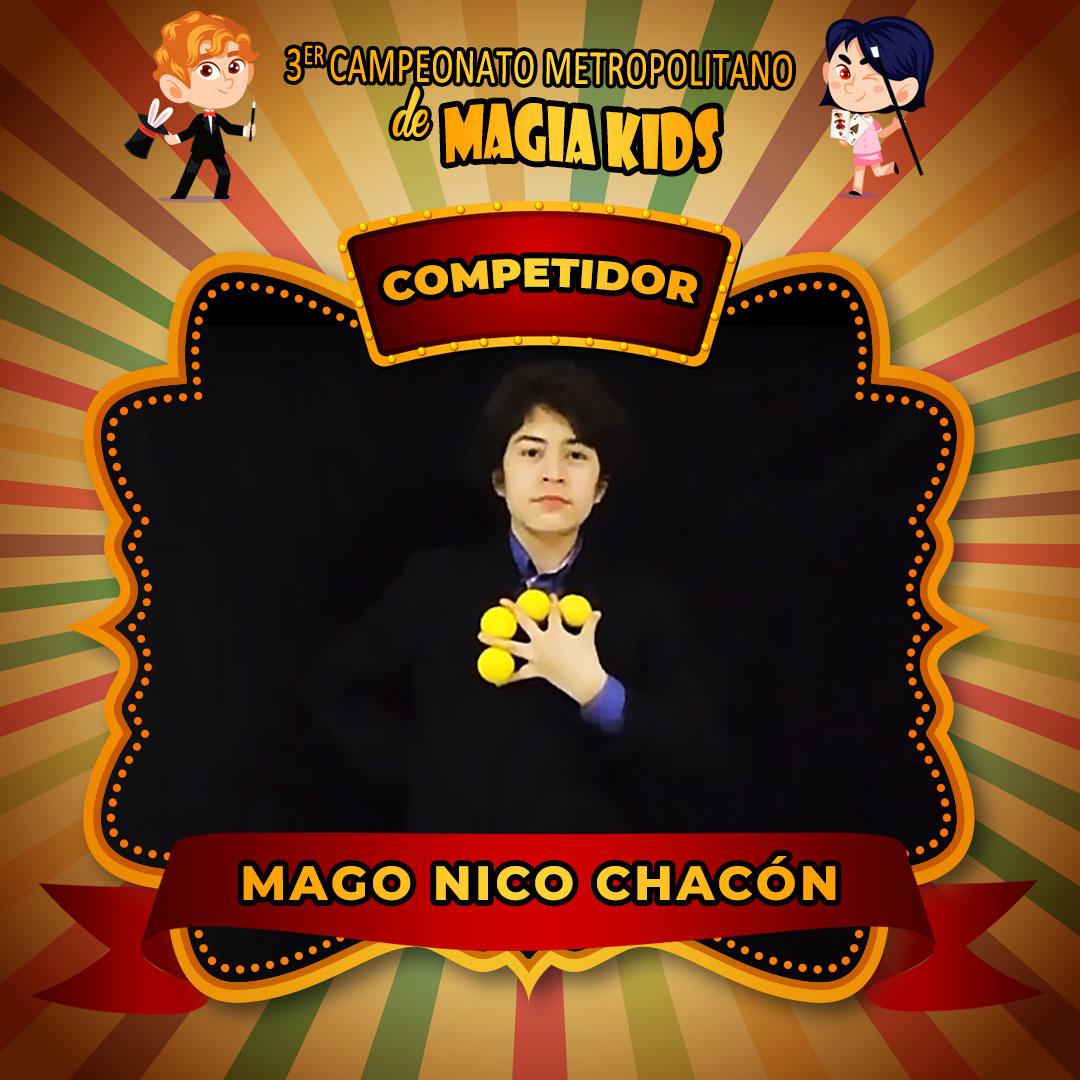 Mago Nico Chacón